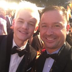 Snippets from The 2018 Logie Awards