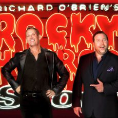 INTERVIEWS:  The Rocky Horror Picture Show's Shane Jacobson and Todd McKenney