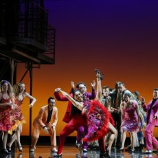 INTERVIEW:  Sophie Salvesani & Todd Jacobsson (West Side Story)
