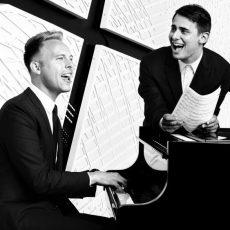 Creative duos:  Pasek & Paul / Ahrens & Flaherty