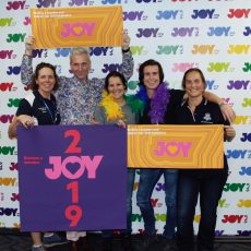 It's JOY's 2019 Radiothon so How Many GLLO's Could We Fit in the Love Shack? #ListenNow to Hear ALL the Fun