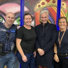 Werribee GLLOs working with vulnerable youth