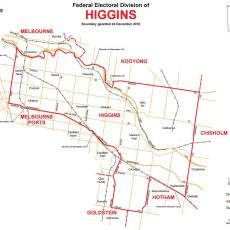 The Federal Seat of Higgins