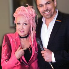 Vic HIV Rates Up and Cyndi Lauper's Kinky Boots