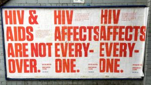 STIGMA is real for People with HIV