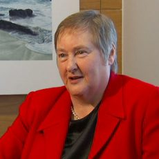 Chair of the Board for Victoria's future Pride Centre - Jude Munro AO