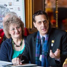 Harvey Milk's Nephew and Christmas with Yvonne Gardner