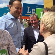 Leo Varadkar is likely to become Ireland's first gay Prime Minister. Photo: Twitter