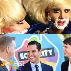 Alex Greenwich on polling and Voting YES and Lady Bunny talks identity : 3rd October 2017