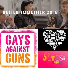 Gays Against Guns, Better Together and Gaming to Fight Homophobia : 4th October 2017