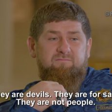Chechnya's Gay Purge : 25th October 2017