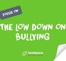 Cyber and School Bullying: 11th October 2017