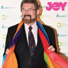 """""""It's time to get the job done."""" Derryn Hinch & Marriage Equality"""