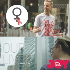 World AIDS Day – Aus Red Ribbon, Our Lives & talkin bout Positive Women : 30th November 2017