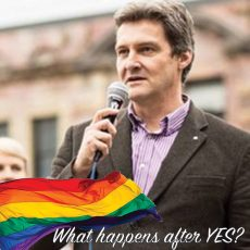 What happens after YES? Community Forum : Rodney Croome