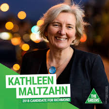 Kathleen Maltzhan: A Controversial Candidate for The Greens