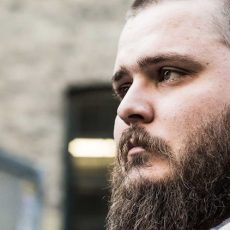 Neil Hilborn slams his own depression with Slam Poetry