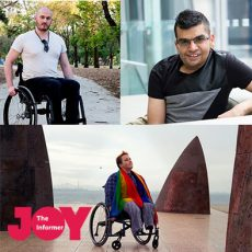 Queers with Disabilities: 6th of December 2017