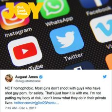 When it comes to sex and sexuality, how can social media can help & hinder
