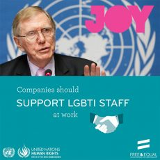 New global standards for businesses tackling LGBTIA rights and discrimination