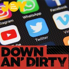 When MSM have questions about sex online – Down and Dirty
