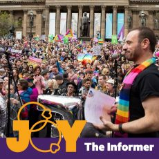 Equal Love Melb celebrates after 13 years of fighting for us