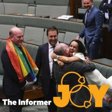 Marriage Equality has finally passed in Parliament : 7th December 2017