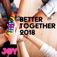 Building pathways and connecting our communities at Better Together 2018
