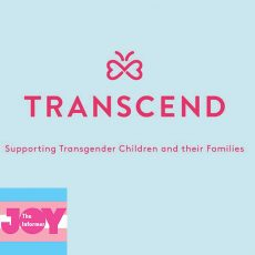 Rebekah Robertson from Transcend : the legal journey for trans rights and how we can help to clear the way