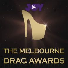 Bitch of the Year at the Melbourne Drag Awards