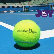 Australian Open is #Open4All