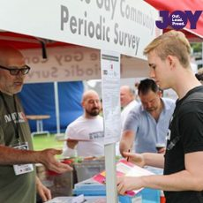 The Melbourne Gay Community Periodic Survey: 17th January 2018