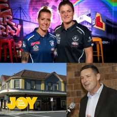 AFL Women's Pride Game, Newcastle LGBTI Pub closes & Australian Conservatives, how concerned should we be? : 7th February 2018