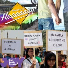 Selamat Datang GLBTIQ, Hay Mardi Gras & Monogamy and Gay Men :21st February 2018