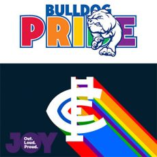 It's more than a game for Supports Groups Bulldog Pride & Carlton Pride