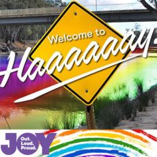 Hay Mardi Gras – promoting regional inclusion in all its colourful glory