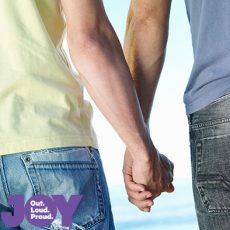 Can two gay men really have a monogamous relationship?