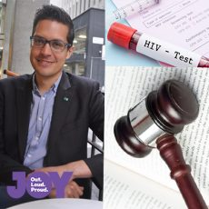 HIV & the law in WA & could Rohan Leppert be the first openly gay Mayor of Melbourne? : 14th March 2018