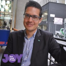 Could Rohan Leppert be the first openly gay Lord Mayor of Melbourne?