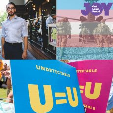 Transitioning in the Defense Force, Inclusivity in the Australian Defense Force & Bruce Richman – the Founder of U = U : 13th March 2018