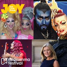Fiona Patten & sex worker legislation 'Vic Liberals need to see REASON', Pathways for disabled LGBTIQA+ performers with Midsumma & queer culture & conventions collide at RuPaul's DragCon : 16th May 2018