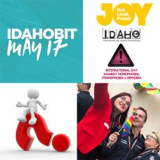 IDAHOBIT – What's it all ACTUALLY mean?, We need to be better allies to one another with Mamma Mich & What not to ask us! : 17th May 2018