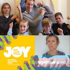 True Marriage Equality is 1 step closer – Vic removes Forced Trans Divorce & Rainbow Families Youth Advisory Council & JOY Vollies NVW: 24th May 2018