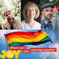 6 months after Marriage Equality, how do you think we are doing when it comes to LGBTI equal rights?