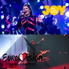 Coming out, LGBTI Pride & more with Saara Aalto & Christabelle at Eurovision