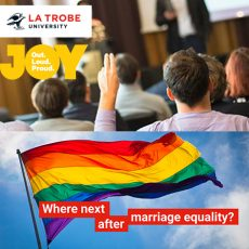 Where next after Marriage Equality? Questions from the Audience