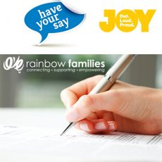 How can you help advocate for Rainbow Families & documentation equality