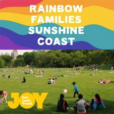 Rainbow Families Sunshine Coast launches this weekend