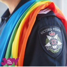 'We thought we were doing better than that & there is still work ahead of us': Victimization in LGBTI communities & reporting to Vic Police