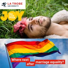 Where next after Marriage Equality?  Bobuq Sayed